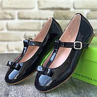 Кожаные туфли Unisa (Испания) р 34. Интернет магазин брендовой обуви, ортопедическая детская обувь