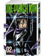 One-Punch Man. Кн.2 Графические романы. Манга.