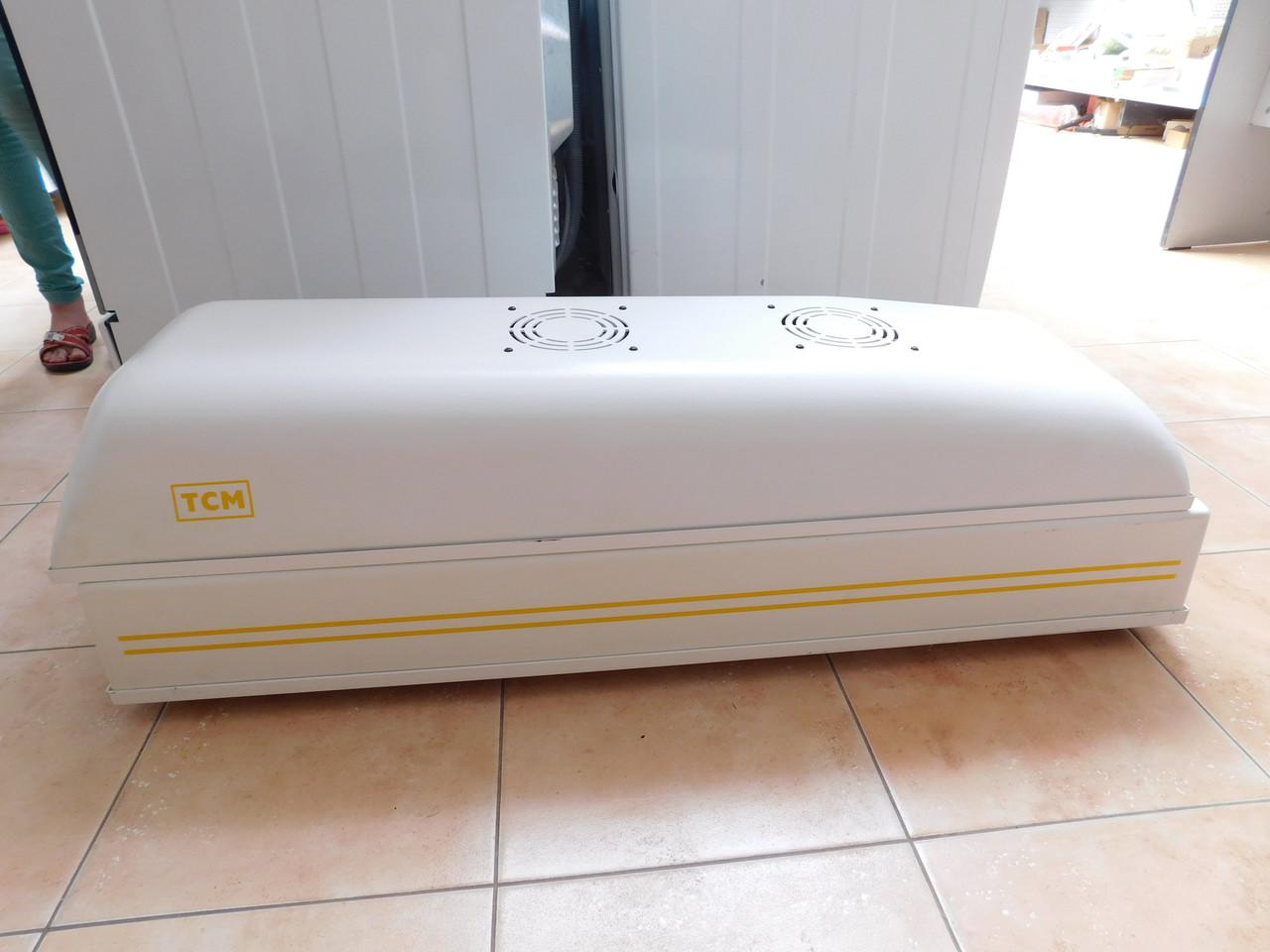 Горизонтальный СОЛЯРИЙ элитной серии TCM HPA 400 S UV-Type 3, Германия