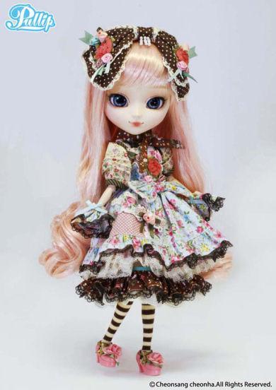 Коллекционная кукла Пуллип Алиса де Жардин / Pullip Alice du Jardin