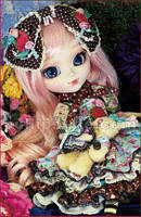 Коллекционная кукла Пуллип Алиса де Жардин / Pullip Alice du Jardin, фото 3
