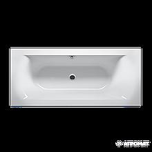 Ванна акрилова Devit Lusso 17075135R з тонким бортом, 1700х750х450 мм