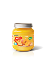 7930Сроки до 24.09-1штДитяче пюре овочеве «Гарбуз» Milupa 125