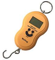 Цифровые электронные весы 40кг/10 г (безмен) PORTABLE ELECTRONIC SCALE