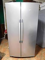 Холодильник двухдверный Whirlpool, бу из Германии