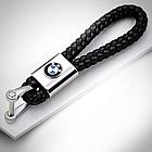 Брелок кожаный AZU с логотипом BMW, фото 9