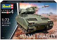 Танк M2/M3 Bradley, 1:72, Revell (03143)
