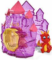 Замок Safiras з 1 фігуркою, розкладний, 2 види, 3+, красный дракон (595 1002-2)