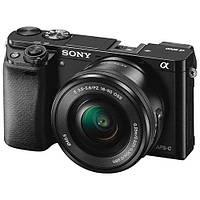 Фотоаппарат Sony a6000 kit 16-50mm Black ( На складе ), фото 1