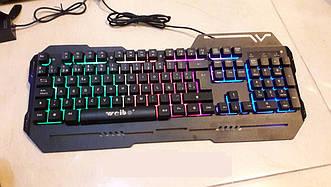 Игровая клавиатура с подсветкой WB-539