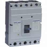 Автоматический выключатель 3 полюса 500 А серии NM1-630S
