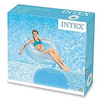 Надувной круг для плавания Intex 56264