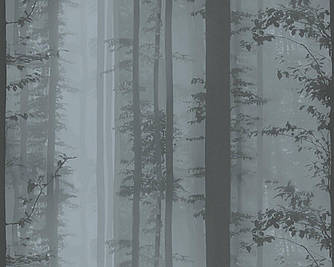 Обои с деревьями, волшебный лес 300601.