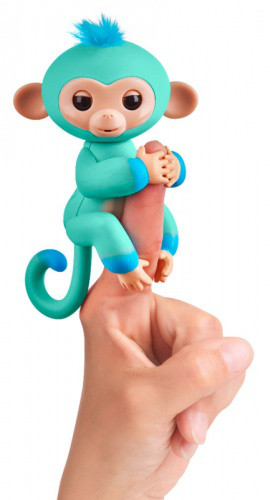 Интерактивные ручные обезьянки Fingerlings