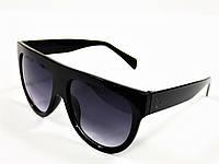 Очки солнцезащитные черные kd 9764