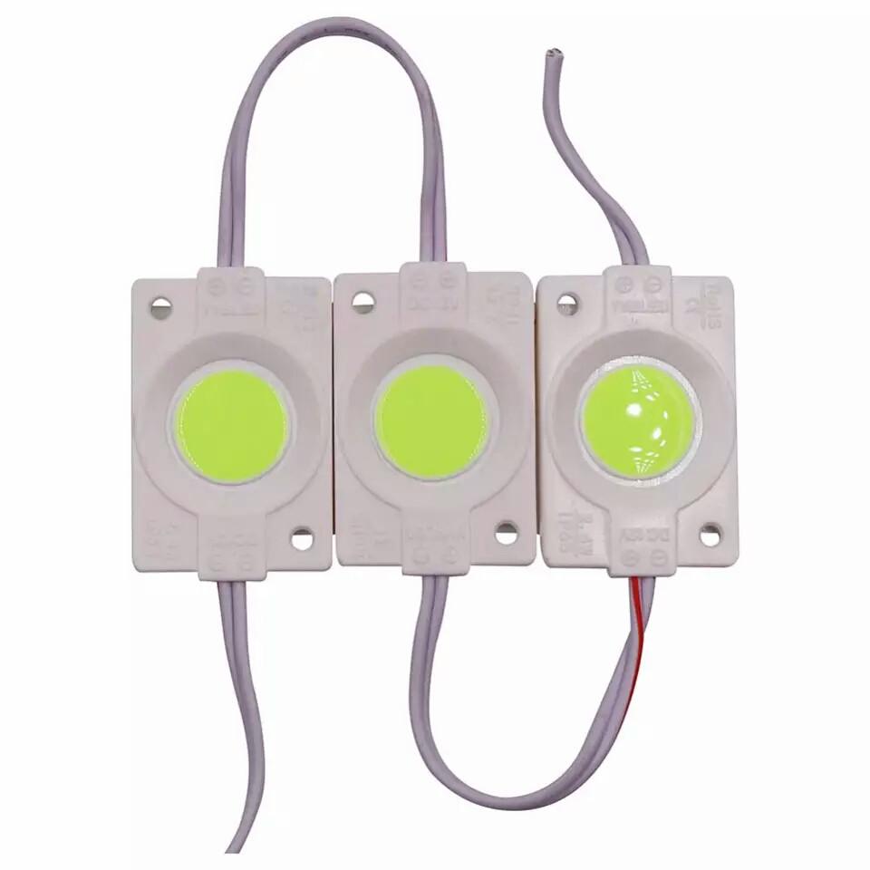 Світлодіодний модуль 12v COB white 2,4 W