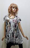 Туника женская расклешенная 516, фото 1