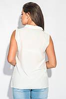 Блузка женская нежная 459F001-3 (Молочный)
