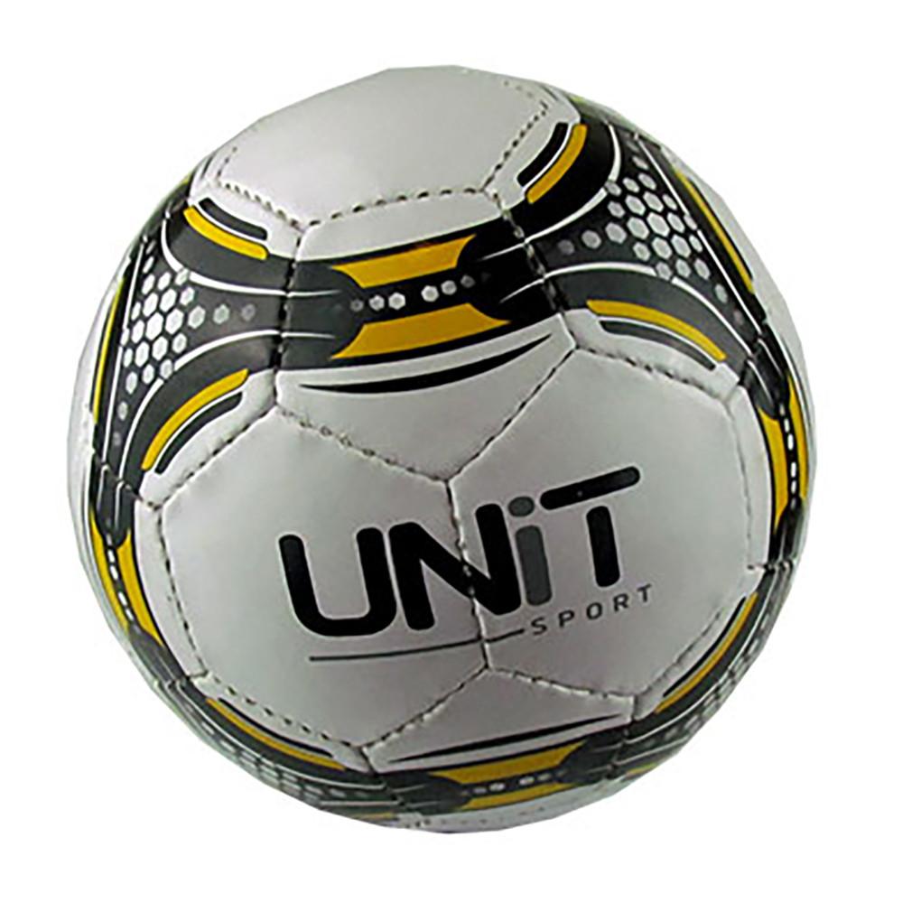 Мяч футбольный UNIT 20141 - US черная сетка