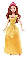 """Кукла Дисней Бель Disney Princess Sparkling Princess Belle из серии """"Сверкающие принцессы Дисней"""", фото 1"""