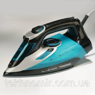 Утюг Tiross TS-529 ceramic 2500 Вт