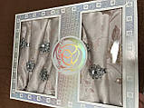 Скатерть 5 - D 150 -220 коробка, фото 4