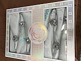 Скатертина 5 - D 150 -220 коробка, фото 5