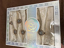 Скатертина 5 - D 150 -220 коробка