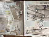 Скатертина 5 - D 150 -220 коробка, фото 2