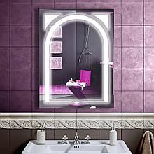 LED дзеркало зі світлодіодним підсвічуванням DV 7523 600х800 мм дзеркало
