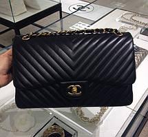 Женская сумка через плечо Chanel