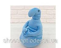 Мягкая игрушка Ждун Почекун 30см голубой, фото 1
