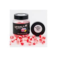 Бойлы Плавающие CARPBALLS Pop Ups Garlic — Black Pepper (Чеснок и Черный перец), 10mm