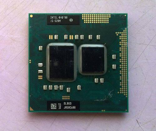 Процессор Core i5 (540m) для ноутбука, фото 2