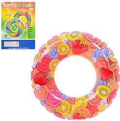 Круг для плавания детский.Детский надувной круг.