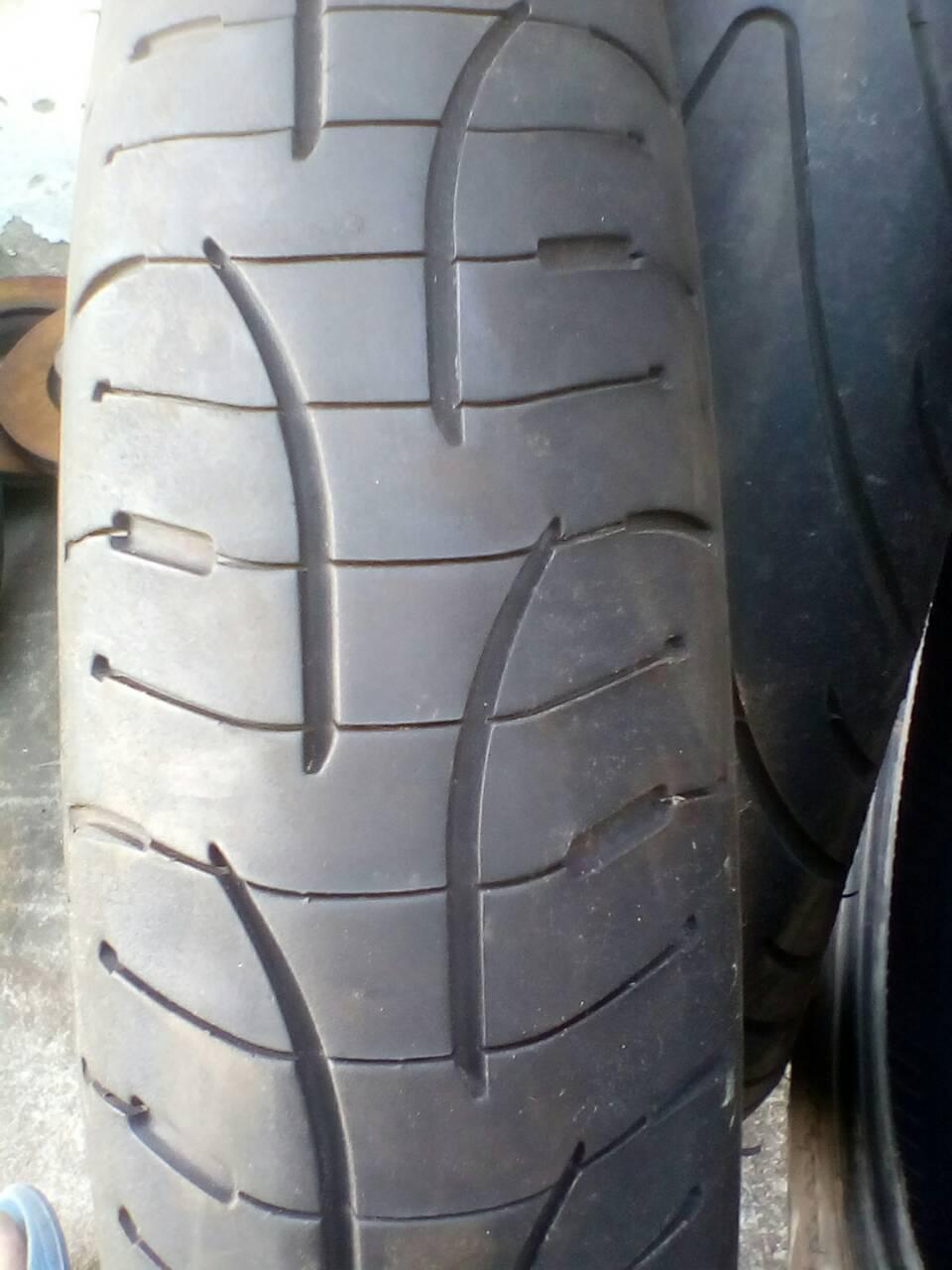 Мото-шины: 110/80R19 Michelin Pilot Road 4