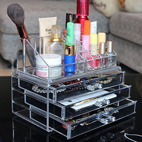 Косметический органайзер Cosmetic Organizer (2-х ярусный)