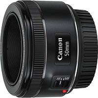 Canon Объектив Canon EF 50mm f/1.8 STM (0570C005)