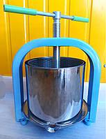 Пресс винтовой для сока. Объем 20 литров., фото 1