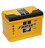 Акумулятор для авто Forse 70 Ah (0) 680A 6СТ-70