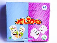 Jelido marshmallow маршмэллоу зефир разноцветный в пакетах 24 шт Турция