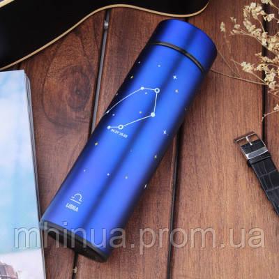 Термос 450мл Терези (Libra) з ситечком, фото 2