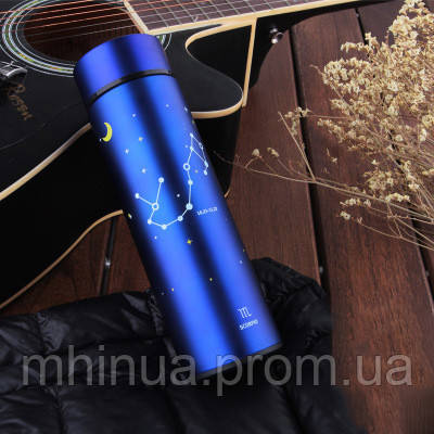 Термос 450мл Скорпион (Scorpio) с ситечком, фото 2