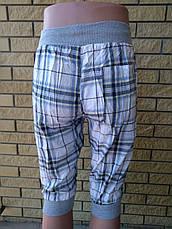 Бриджи мужские коттоновые на резинке SPORT, фото 3