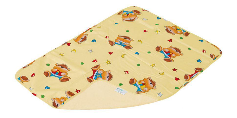 Непромокаемая бязевая пеленка Premium (50/70 см), Эко-Пупс