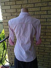 Рубашка женская коттоновая высокого качества AYSHE, фото 3