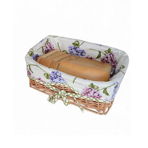 Хлебница из лозы, фото 2