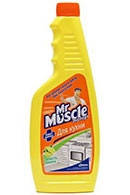 Моющее средство Мистер Мускул для кухни сменка