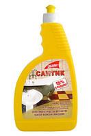 Чистящее средство Сантик для сантехники без расп. 650мл