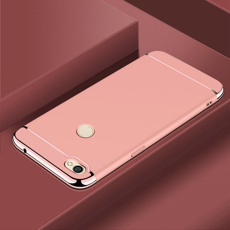 Чехол Fashion для Xiaomi Redmi Note 5а Pro / 5a Prime 3/32 Бампер Rose